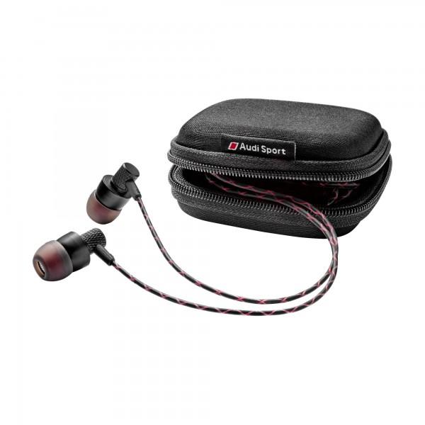 Słuchawki, Audi Sport