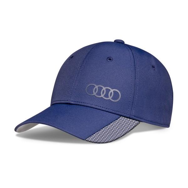 Czapka Baseballowa premium, niebieska