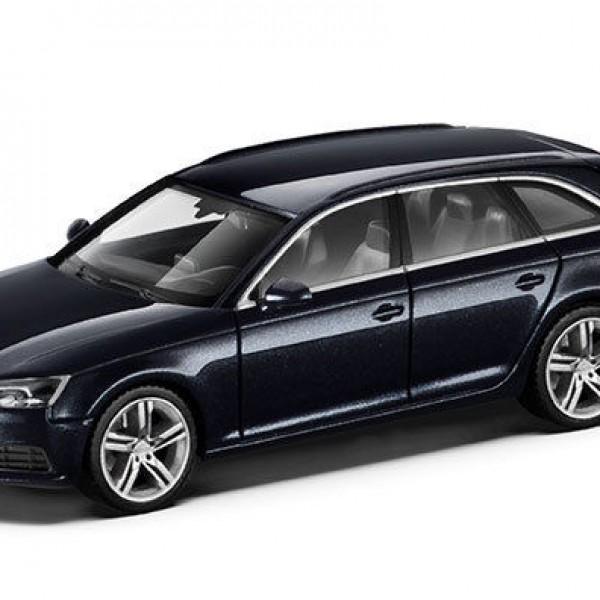 Audi A4 Avant, 1:87, Moonlight niebieski