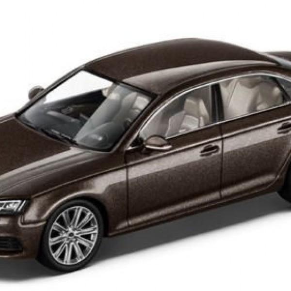 Audi A4, 1:43, Argus brązowy