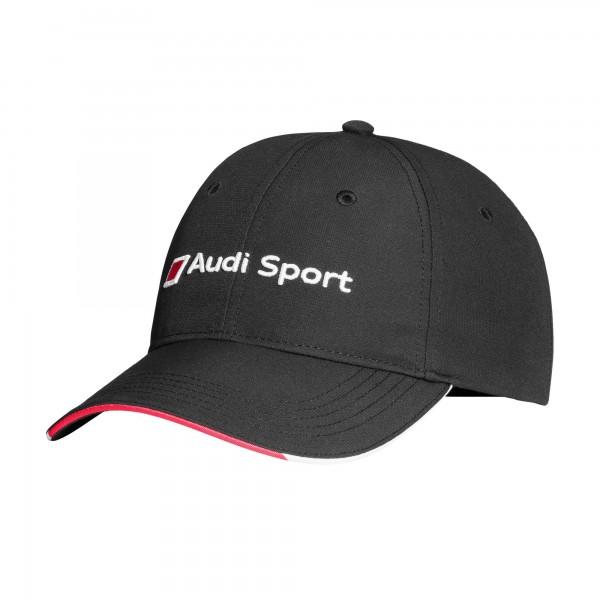 Czapka Audi Sport, czarna, 55–59 cm
