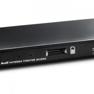 Audi wireless internet access