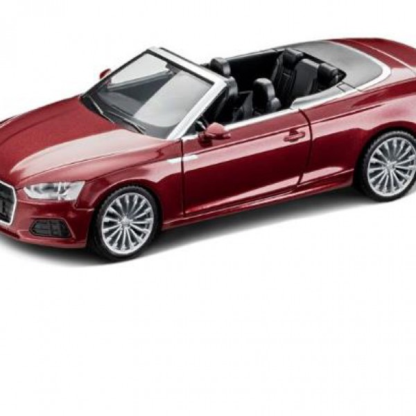 Audi A5 Convertible, 1:87, Matador Red