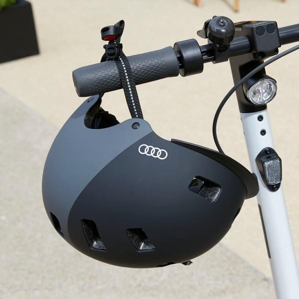 Kask na hulajnogę i rower