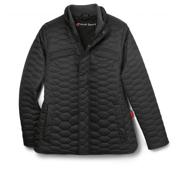 Damska kurtka pikowana Audi Sport