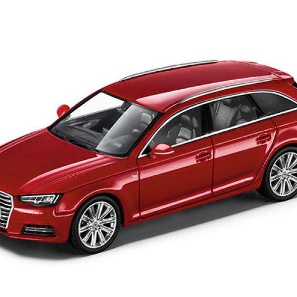 Audi A4 Avant, 1:43, Tango czerwony