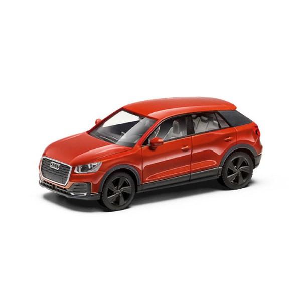 Audi Q2, 1:87, Orange