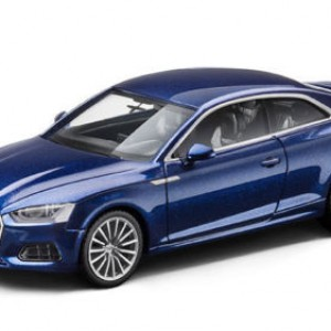 Audi A5 Coupé, 1:87, Scuba blue