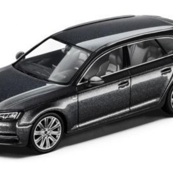 Audi A4 Avant, 1:43, Daytona szary